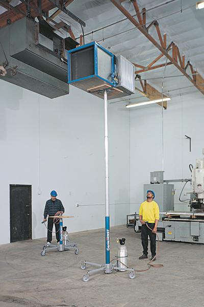Genie GH Super Hoist Material Lift