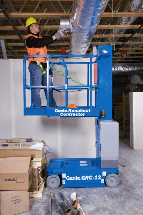 Genie GRC-12 Runabout Personnel Lift