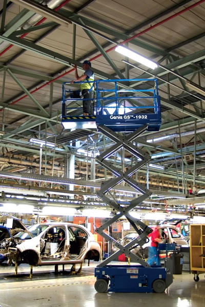 Genie-GS1932-electric-scissor-lift