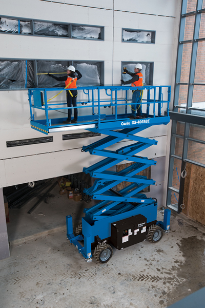 Genie BE Hybrid Scissor Lifts