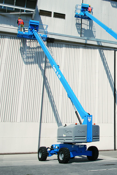 Genie S40 Telescopic Boom Lift