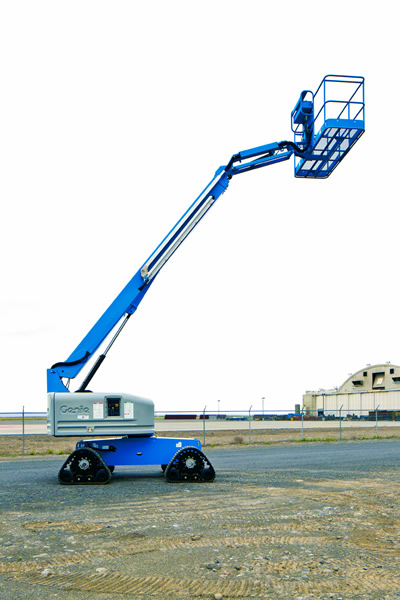 Genie S40 Trax Telescopic Boom Lift