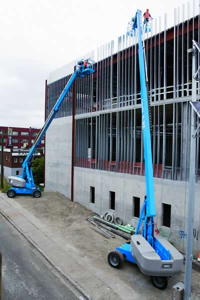 Genie S80 Telescopic Boom Lift
