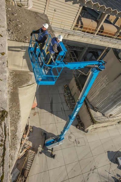 Genie SX150 Telescopic Boom Lift