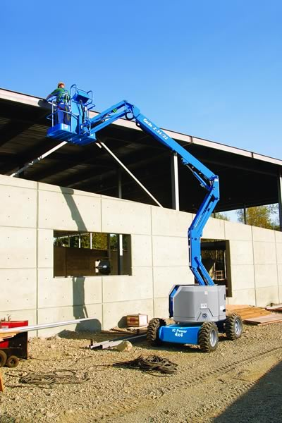 Genie Z3422 DC Bi Energy Articulating Boom Lift