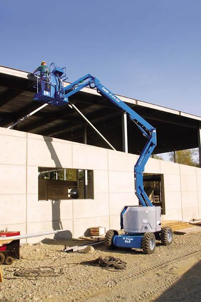 Genie Z3422 IC Diesel Articulating Boom Lift