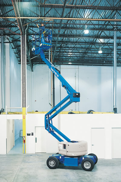 Genie Z4525 DC Bi Energy Articulating Boom Lift