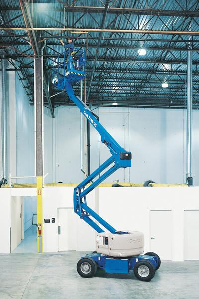 Genie Z4525 DC Bi Energy Articulating Boom Lift