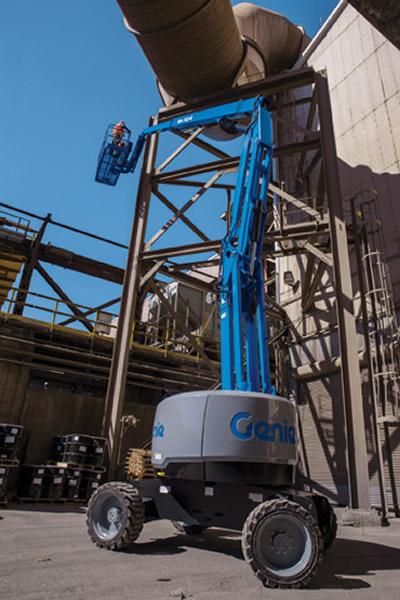 Genie Z6240 Diesel Articulating Boom Lift