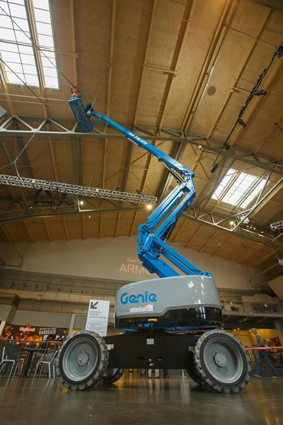 Genie Z60 FE Bi Energy Articulating Boom Lift