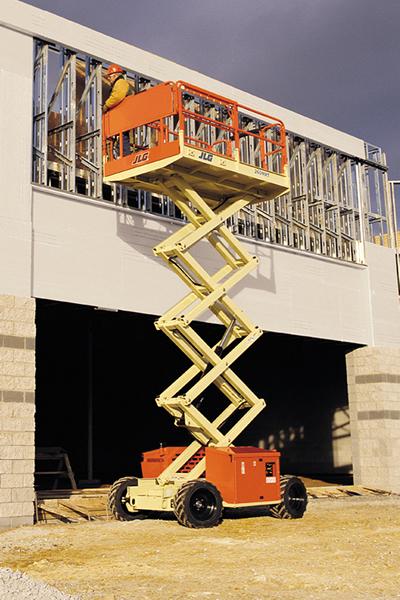 JLG 260MRT Scissor Lift
