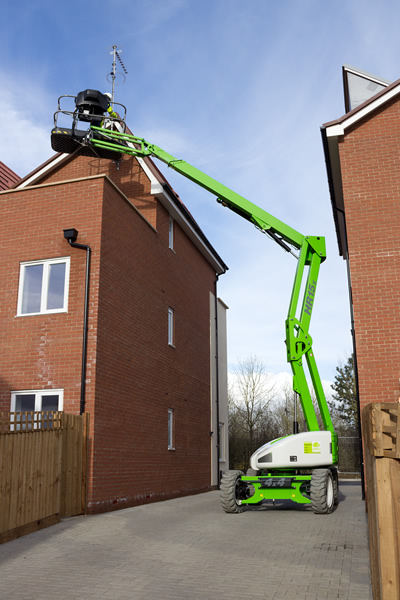 Niftylift HR15 4x4 Self Propelled Lift