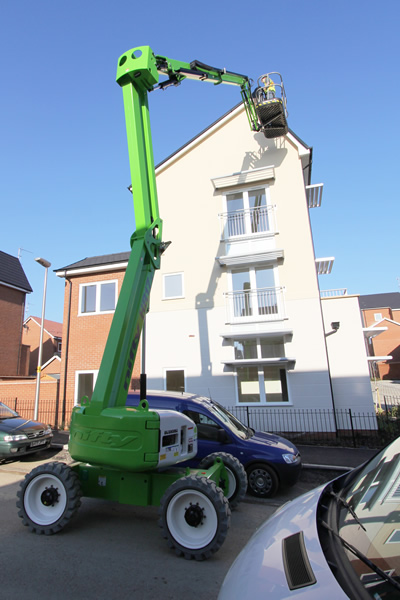 Niftylift HR17 4x4 Self Propelled Lift
