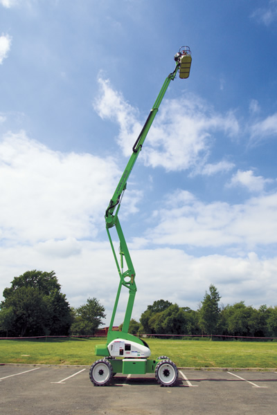 Niftylift HR21 2x4 Self Propelled Lift