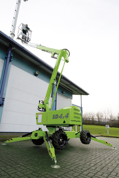Niftylift SD120T Self Drive Lift