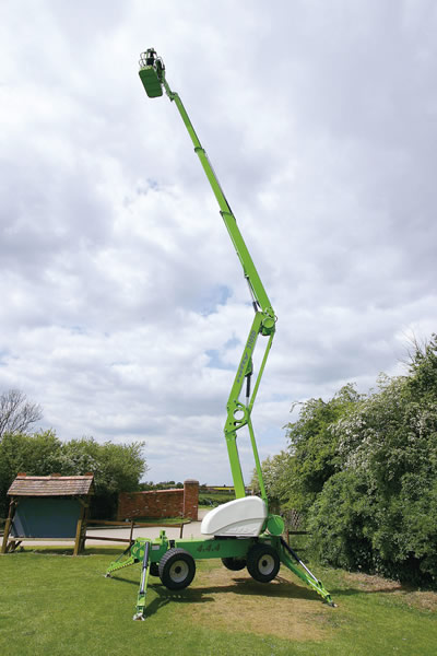Niftylift SD210 Self Drive Lift