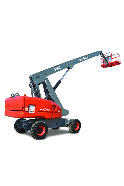 Skyjack SJ82 Telescopic Boom Lift
